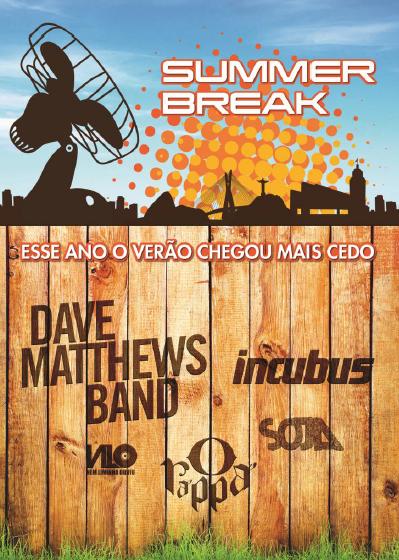 Summer Break Festival 2