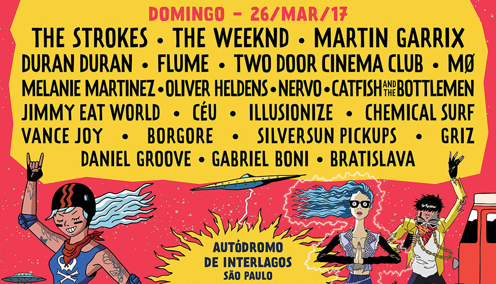 Lollapalooza - Domingo