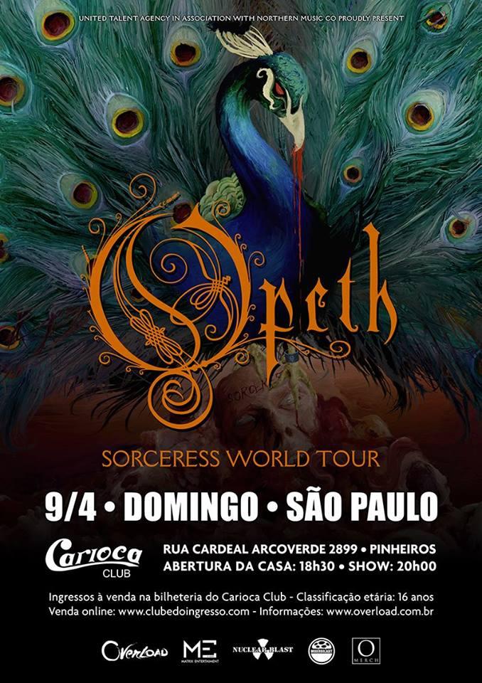 Opeth SP