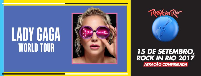 Blackwater Viagens » Excursão ROCK IN RIO (LADY GAGA) 15 ... Lady Gaga